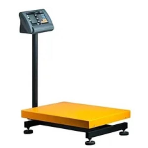 Весы товарные напольные усиленные (600кг - 600х800)