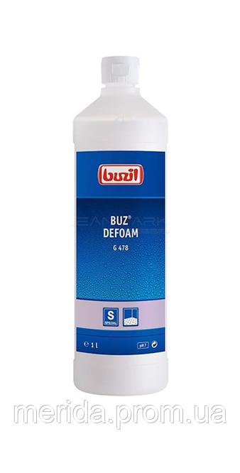 BUZ® DEFOAM - G 478, 1 л.
