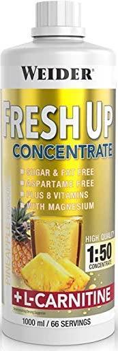 Вітаміни Weider Fresh Up Ананас+L-carnitine 1 L