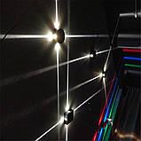 Архітектурний фасадний світильник 5W IP65 DHL-71310, фото 2