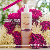 Очищающий гель на основе экстрактов винограда Christina Chateau de Beaute Vino Pure Cleanser, 300 мл