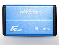 Frime FHE22.25U20 USB 2.0 Blue Metal