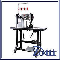 Машина для шитья открытых мокасин, кожаных изделий mod. FA-226. Famas (Турция)
