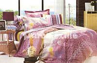 Полуторное постельное белье ткань хлопок Gold