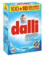 Порошок для прання Dalli Sensitiv 7,15кг
