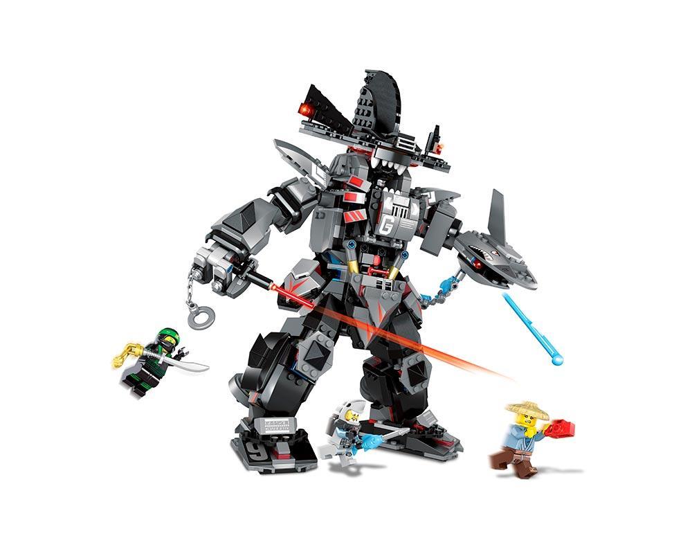 """Конструктор JVToy """"Робот Гарм"""", серія  """"Герої ніндзя"""" (16005)"""