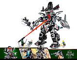 """Конструктор JVToy """"Робот Гарм"""", серія  """"Герої ніндзя"""" (16005), фото 2"""