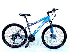 "Велосипед Unicorn - Migeer-Rise 26"" размер рамы 17"" Gray-Black, фото 3"