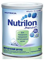 Суміш молочна Nutrilon передчасний догляд, 400г