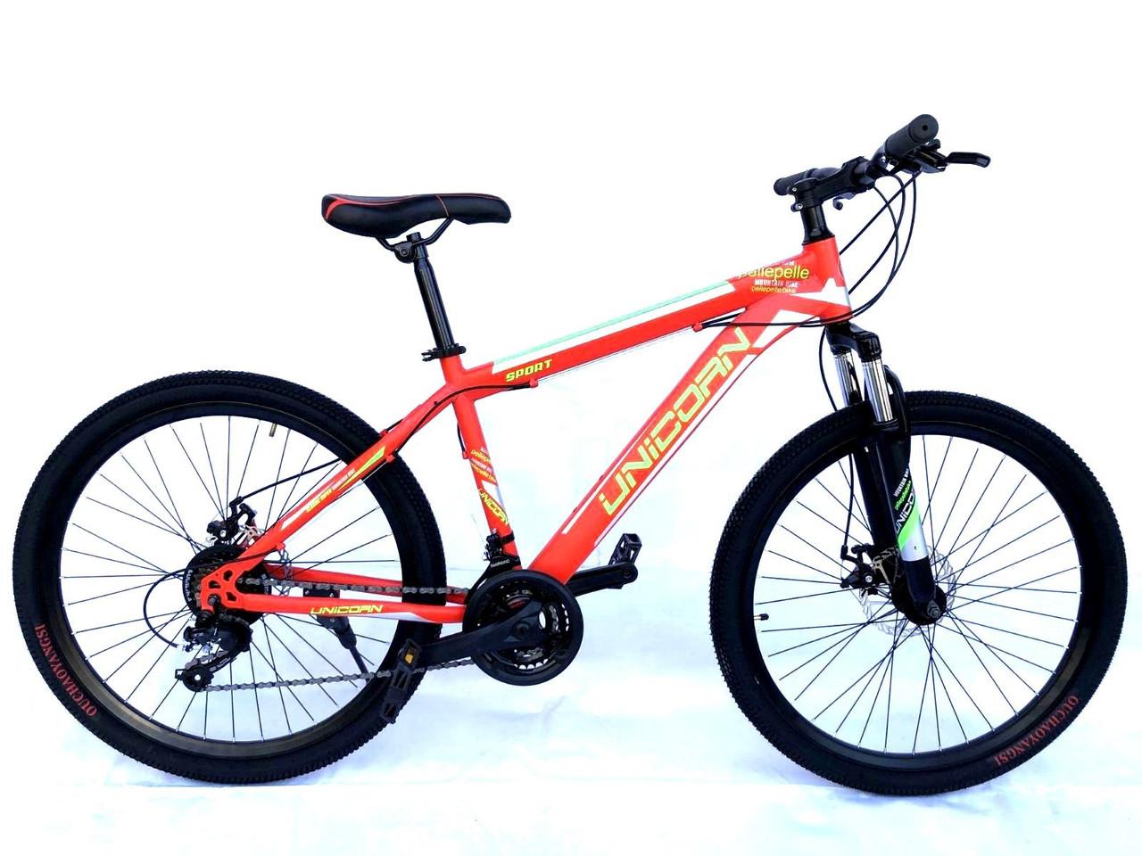 "Велосипед Unicorn - Inspirer 26"" размер рамы 17"" Red"