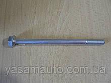 Болт М10х152 маятника ВАЗ 2121 шестигранная головка с юбкой под ключ 17 резьба 33м  БелЗан 2121-3401155