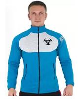 Толстовка Athlete Genetics Pro Style (Aqua-Grey)