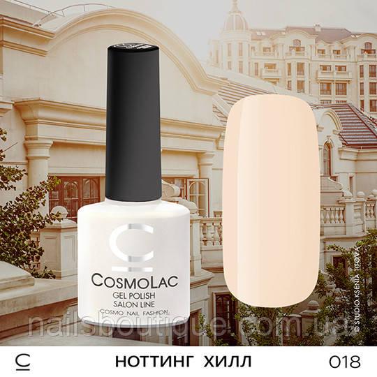 Гель лак Cosmolac 18