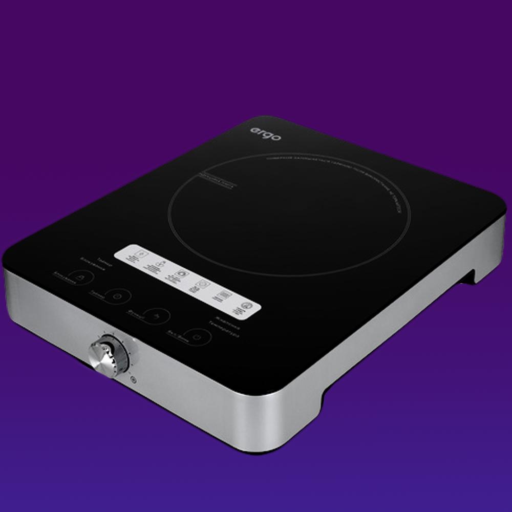 Настільна індукційна плита ERGO IHP-1607 — Настільна плита індукційна плита
