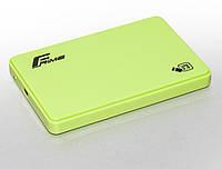 Frime FHE14.25U20 USB 2.0 Plastic Green, фото 1