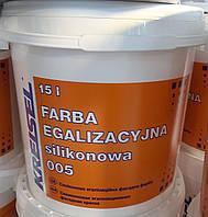 KREISEL краска егализационная фасад. для покрытия минерал. штукат. №005, 15л (база D)