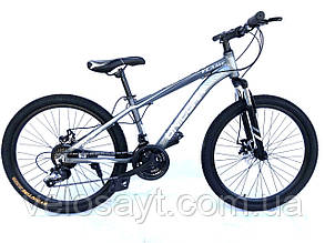 "Велосипед Unicorn - Flame 24"" размер рамы 15"" Red, фото 2"