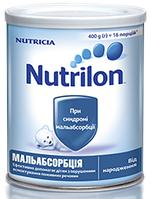 Суміш молочна Nutrilon Мальабсорбція, 400г