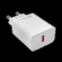 Быстрое зарядное устройство LP AC-008 USB 5V 3А Quick Charge