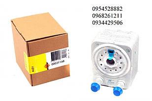 Радиатор масляный / теплообменник VW Caddy III 2.0TDI 103kW 07-10  NRF (Нидерланды) 31168