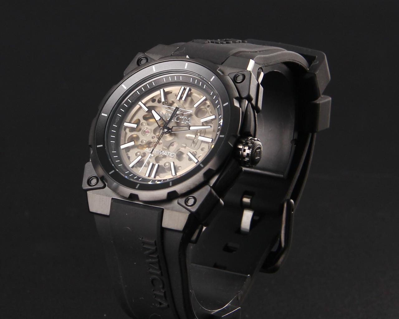 Мужские часы Invicta 27339 S1 Rally Ghost Automatic Skeleton