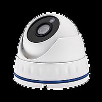Гибридная Антивандальная камера для внутренней и наружной установки GreenVision GV-065-GHD-G-DOS20-20 1080p, фото 1