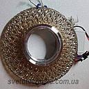 7760MR16 с LED подсветкой коричневый большой  Точечный светильник, фото 6