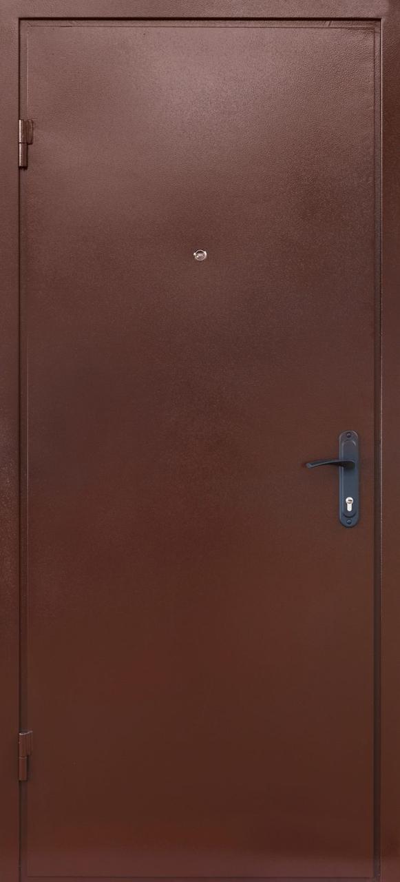 Входная металлическая дверь М-3 с притвором