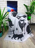 Плед LightHouse Meow 140х200 см. (2200000547064), фото 1