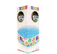 Дитячий каркасний басейн Intex 56452