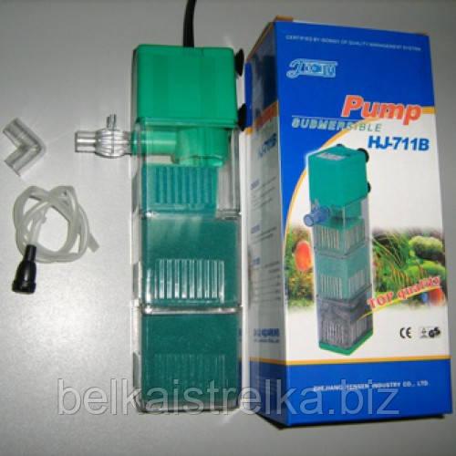 SunSun HJ-711B фильтр внутренний для аквариума 60-100 л