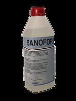 Антисептик.Засіб для миття та дезинфекції приміщень SANOFORT  1 літр