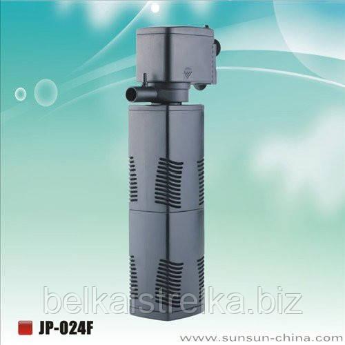 SunSun JP-024F фильтр внутренний для аквариума 300 л
