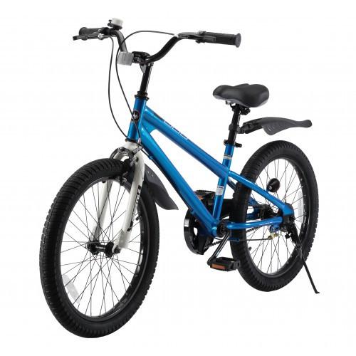 Велосипед двухколесный 20 дюймов RoyalBaby Freestyle RB20B-6SС синий