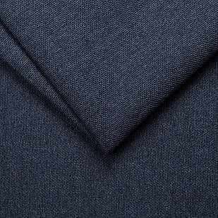 Мебельная ткань Austin 15 Deep Blue, рогожка