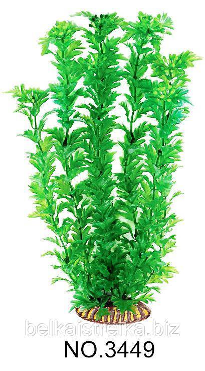 Искусственное аквариумное растение, 34 см.