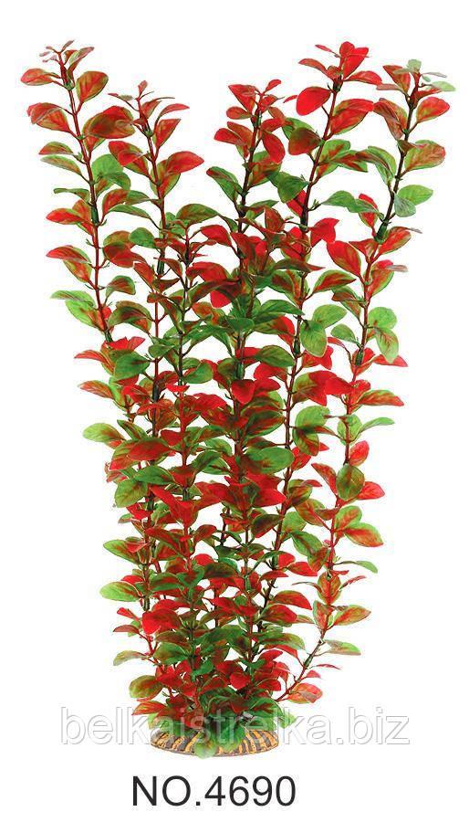 Искусственное аквариумное растение, 46 см.