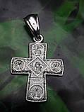 Серебряный крестик, фото 6