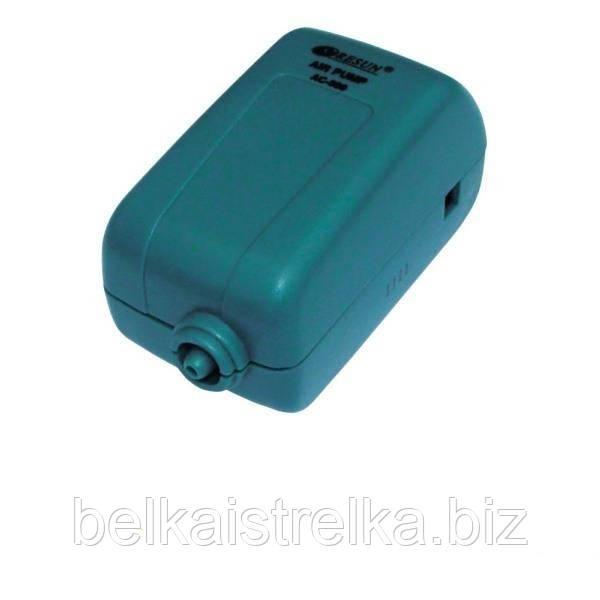 Resun AC-1000 компрессор для аквариума 50 л