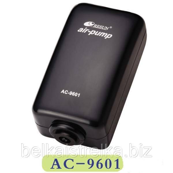 Resun AC-9601 компрессор для аквариума 100 л