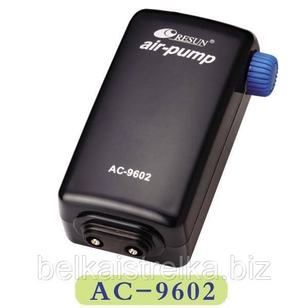 Resun AC-9602 компрессор для аквариума до 270 л