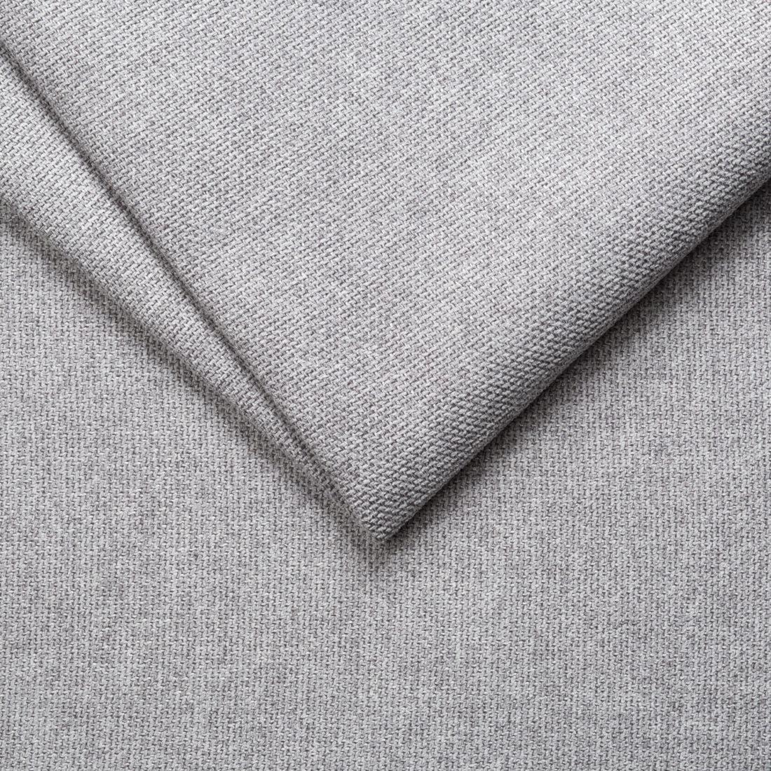 Меблева тканина Austin 18 Grey, рогожка