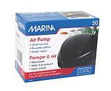 Hagen Marina Air Pump 50 компрессор для аквариума объемом 10-60 л, фото 2
