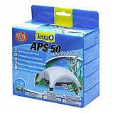 Tetratec APS 50 компрессор для аквариума объемом 10-60 л (белый), фото 3