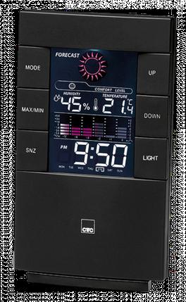 Метеостанция/часы CLATRONIC WSU 7024, фото 2