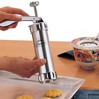 Кондитерский шприц для печенья с насадками Biscuits