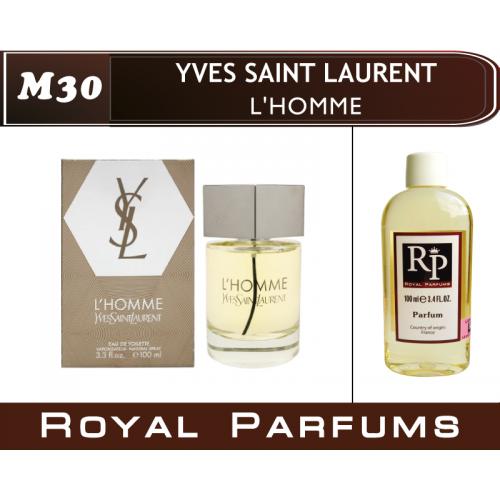 Духи на разлив Royal Parfums M-30 «L