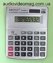 Калькулятор KK-800-А1, 8 розрядів