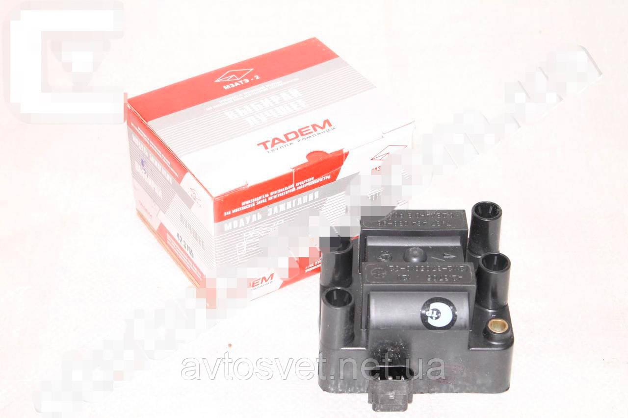 Катушка зажигания ВАЗ 2112 (модуль) (пр-во МЗАТЭ 2) 42.3705