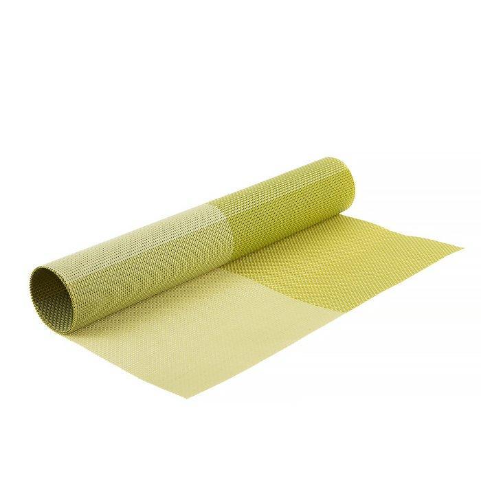 Коврик для сервировки стола салотового цвета 450*300 мм (шт)